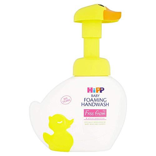 Hipp Babysanft Waschschaum-Ente, 2er Pack (2 x 250ml)
