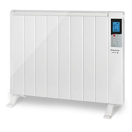 Taurus Tanger 2000 - Emisor térmico con tecnología seca, programación diaria-semanal, temperatura...