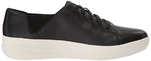 FitFlop F-Sporty Lace-Up Sneaker Shoes Black