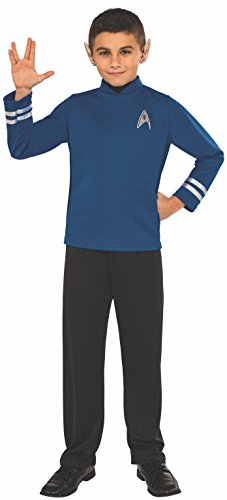 Star Trek Beyond Spock Kinderkostüm - Gr. L - - Kinder Star Trek Kostüm