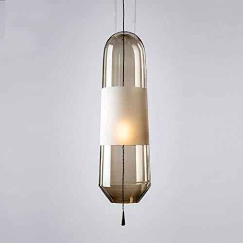 Led Nachtlicht Kind Nachttischlampeglasleuchter Nordic Kreative Schlafzimmer Nacht Kunst Wohnzimmer Sofa@Leichte Asche - Asche-wohnzimmer-sofa-tisch