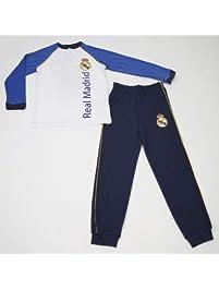 10XDIEZ Pijama NIÑO Real Madrid CAMPEONES 206N