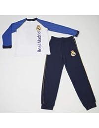 10XDIEZ Pijama NIÑO Real Madrid CAMPEONES 206N - Medidas Albornoces - 10