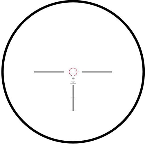 Hawke Endurance 30WA IR 1-4× 24Tactical Lunette de visée