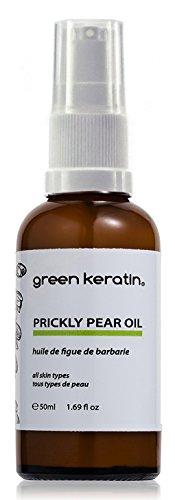 Green Keratin - Aceite de higo chumbo