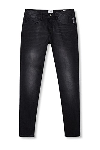edc by Esprit 027cc2b008, Jeans Homme Noir (Black Dark Wash)