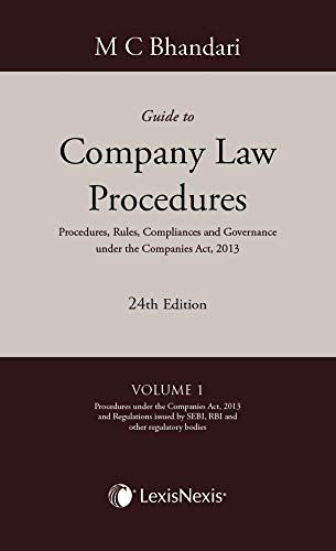 Guide to Company Law Procedures