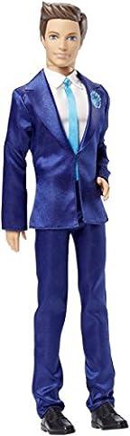 Barbie - Ckb59 - Poupée Mannequin - Ken Royal