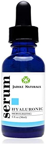 Hyaluronic Acid Serum for Anti Wrinkle and Dark Circle Remover All Natural and Moisturizing
