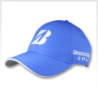 new-2013-bridgestone-golf-pearl-nylon-performance-cap-blue