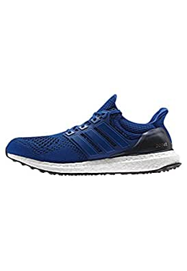 adidas Mens Mens Ultraboost Running Shoes in Blue - UK 11