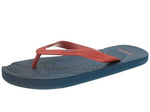 Beppi 2115940 schwimmbadschuhe de sandales de femme sandales pour femme bleu/rouge