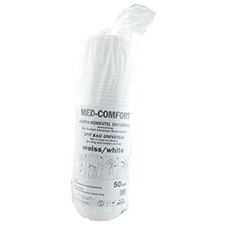 AMPri Med Comfort Auffangbeutel Universal (09720),50Set