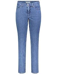 MAC Melanie Damen Jeans Hose 0380l504087 D690 , Größe:W46