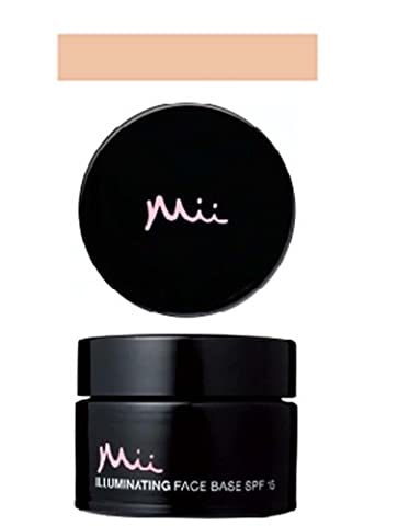 Mii Cosmetics - Illuminating Face Base SPF15 Foundation (Fresh Glow 02) 25ml.