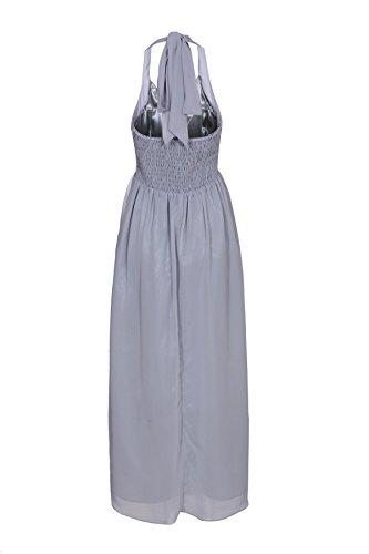 ROBLORA-Kleid-formale Abend-Cocktail Brautjungfer Brautkleid Schulter kurz Eliza02 Grün