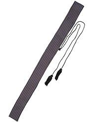 Hanwei oh2478japonés espada funda con rayas Espada Soporte Bolsa de transporte para espadas Katana Bokken
