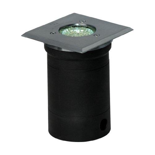 s`luce Level Bodeneinbaustrahler, 4-eckig CT-3602 V28229/1B