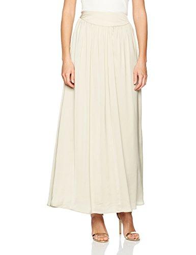 Cortefiel Damen Rock Skirts Beige (BEIGE/CAMEL)