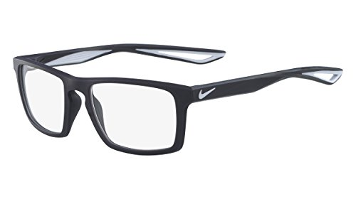 Nike Herren Brillengestelle 4280 034 53, Obsidian/Pure Platinum