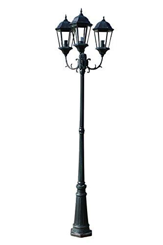 vidaXL Gartenlaterne 230 cm Romantico 100 Watt