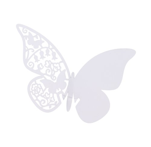 Talking Tables 10 Butterfly Shaped Place Cards. Hochzeit, Party, Jahreskarte Idea
