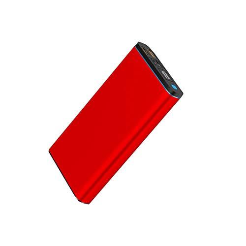 Energien-Bank 20000mAh bewegliches Telefon-Ladegerät Externes Batterieladegerät Kompatibel für iPhone iPad Samsung Huawei Android Tablet (Ladegerät Wlan-ausrüstung Tragbares)