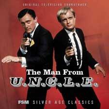 Man from U.N.C.l.E.-Vol.1