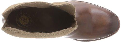 Hudson - Brock, Stivali Donna marrone scuro (Braun (Tan))