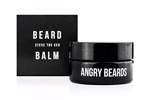 Steve The CEO Beard Balm by Angry Beards/Steve The CEO Bartbalsam von Angry Beards 30ml Hergestellt in der Tschechischen Republik