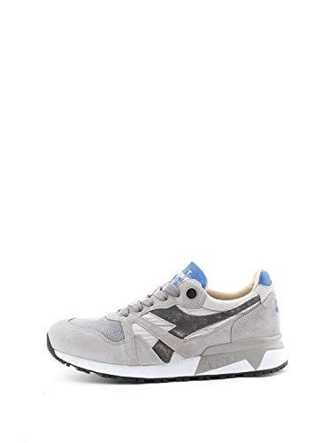 Diadora Sneaker N9000 H S SW 201.173892 Gray Ash Dust Taglia 40 - Colore Grigio