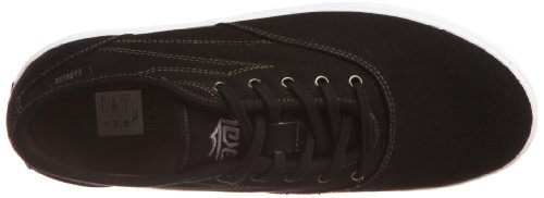 Lakai - Carter, Sneaker Uomo Nero (Schwarz (BLACK CANVAS B0000))