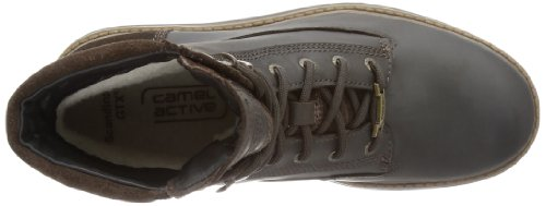 camel active Gore-Tex 364.12 Botte cuir Marron (Mocca 02)