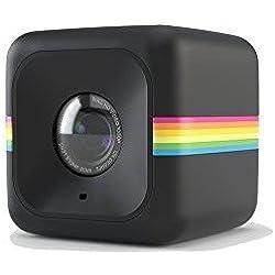 Polaroid Cube HD 1080 p - Caméra-vidéo d'action NOIRE