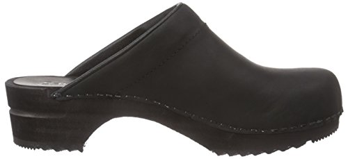 Sanita Herren Christian Open Clogs Schwarz (nero 2)