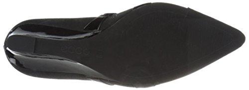 Ecco Damen Belleair Wedge Pumps Schwarz (51707black/black)