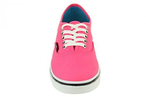 VANS Classic Authentic Lo Pro Sneaker Skater Unisex red NEW Pink
