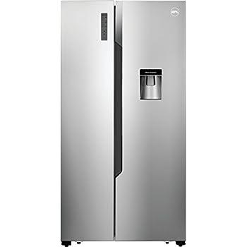 BPL 564 L Frost Free Side-by-Side Refrigerator(BRS564H, Steel)