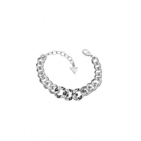 guess-femme-acier-inoxydable-urban-jungle-pave-ubb51472-bracelet-gourmette