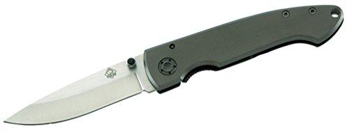 Puma Tec Einhandmesser, D2 Stahl, Titan-Griffe Messer Mehrfarbig One Size