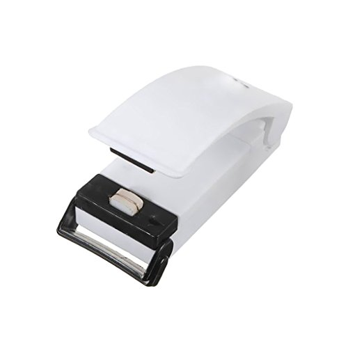 New Portable Sealing Tool Heat Mini Handheld Plastic Bag Impluse Sealer, Re-sealer - Make Small Packets To Carry On Trips Of Refreshments Or Pickels Or Tit Bits, A Great Accessory For Various Applications - A Must Buy