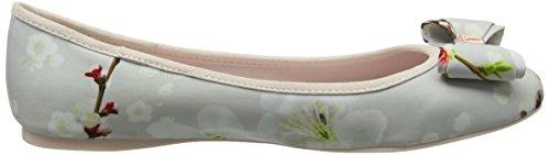 Senhoras Ted Baker Immep Bailarinas Multicolorida (flor Oriental)