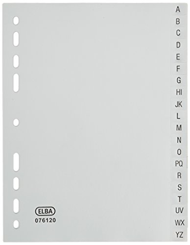 Favorit - 400006647 - Alphabetical Organisation 20 A-Z FOR.UNIV.15X21, A5