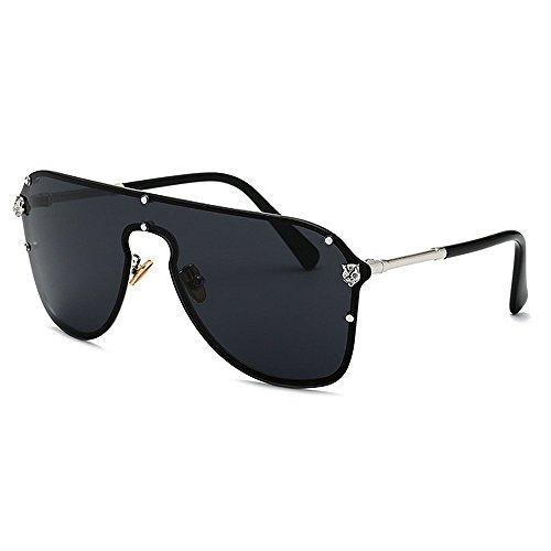 Ppy778 Männer und Frauen Klassische Metall Designer Sonnenbrillen, Klassische Aviator polarisierte Pilot uv400 Schutz Fahren Sonnenbrille mit Premium metallrahmen (Color : Green)