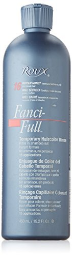 Roux Fanci-Full Rinse, 16 Hidden Honey, 15.2 Fluid Ounce by Roux -