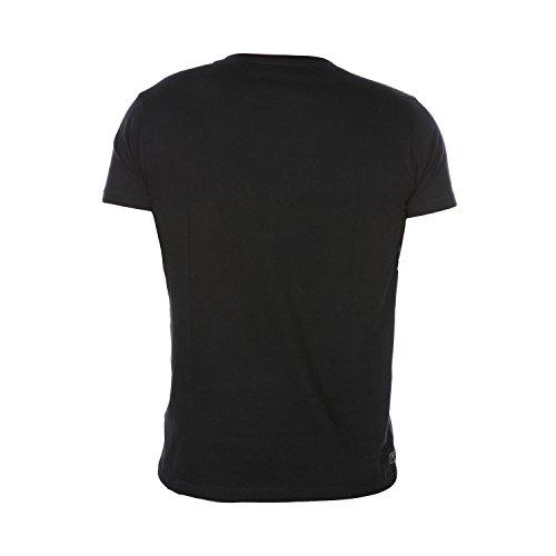 Deeluxe Herren T-Shirt Schwarz