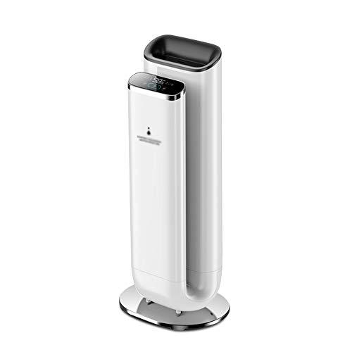 GYZ Humidificateur à Ultra-Froid Ultra-Brouillard 5L Humidité constante Pure Intelligente et silencieuse , Machine d'aromathérapie SH Arrêt Automatique sans Eau , Touche Tactile Type Type U //+