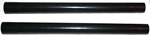 daniplus Tuyau d'aspirateur Plastique ø 32 mm, 2 à 54 cm Noir