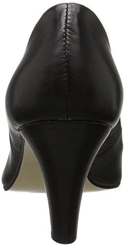 s.Oliver 22402, Scarpe con Tacco Donna Nero (BLACK 001)