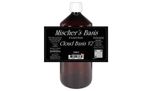Steammachine Mischer\'s Cloud Basis V2 1000ml Nikotinfrei
